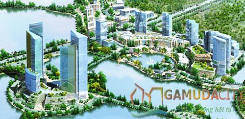 Chung cư Gamuda City