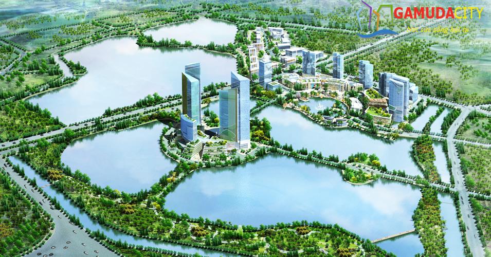 Toàn Cảnh Dự Án Gamuda City