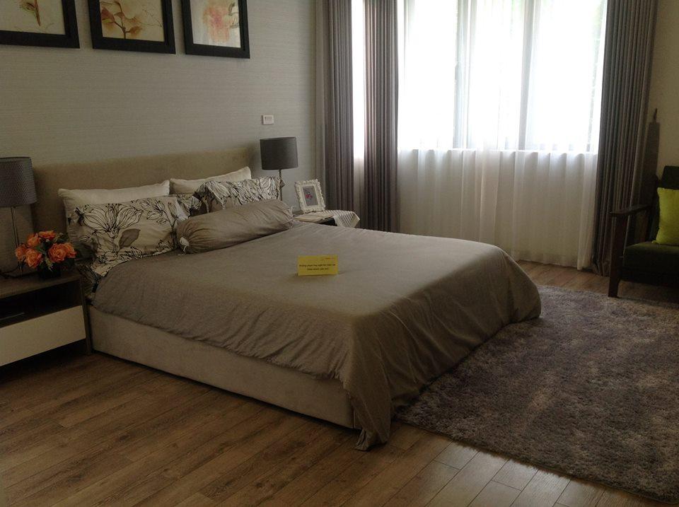 Mẫu phòng ngủ Gamuda