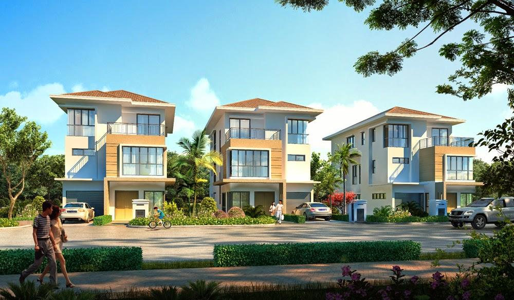 Gamuda City khu đô thị mới hút khách tại Hà Nội