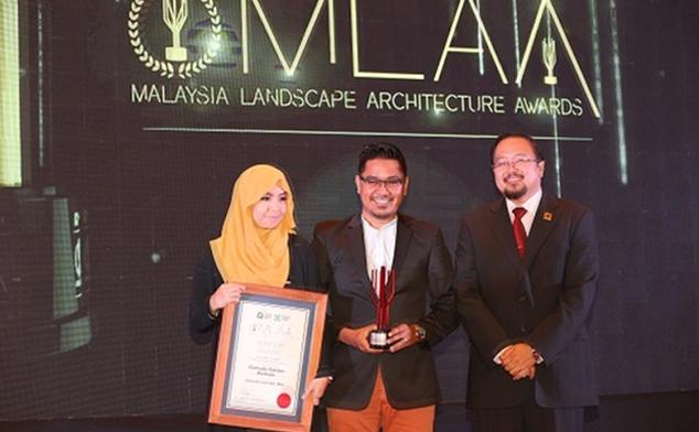 Gamuda Gardens nhận giải thưởng năm Kiến trúc Cảnh quan Malaysia 2015