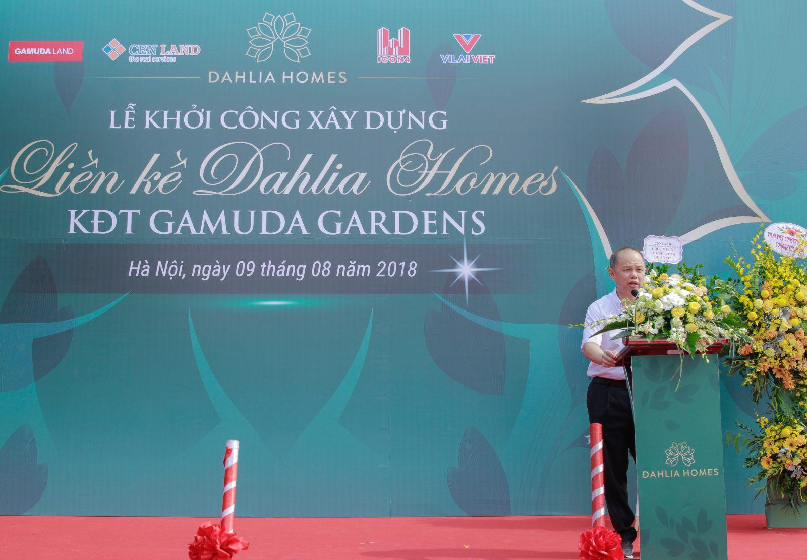 Liền kề Gamuda Gardens ST5